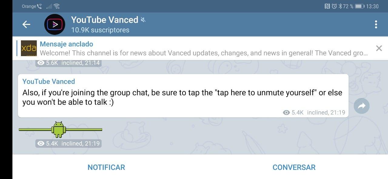 ¡¡2 nuevas funcionalidades de Telegram que te van a encantar!!