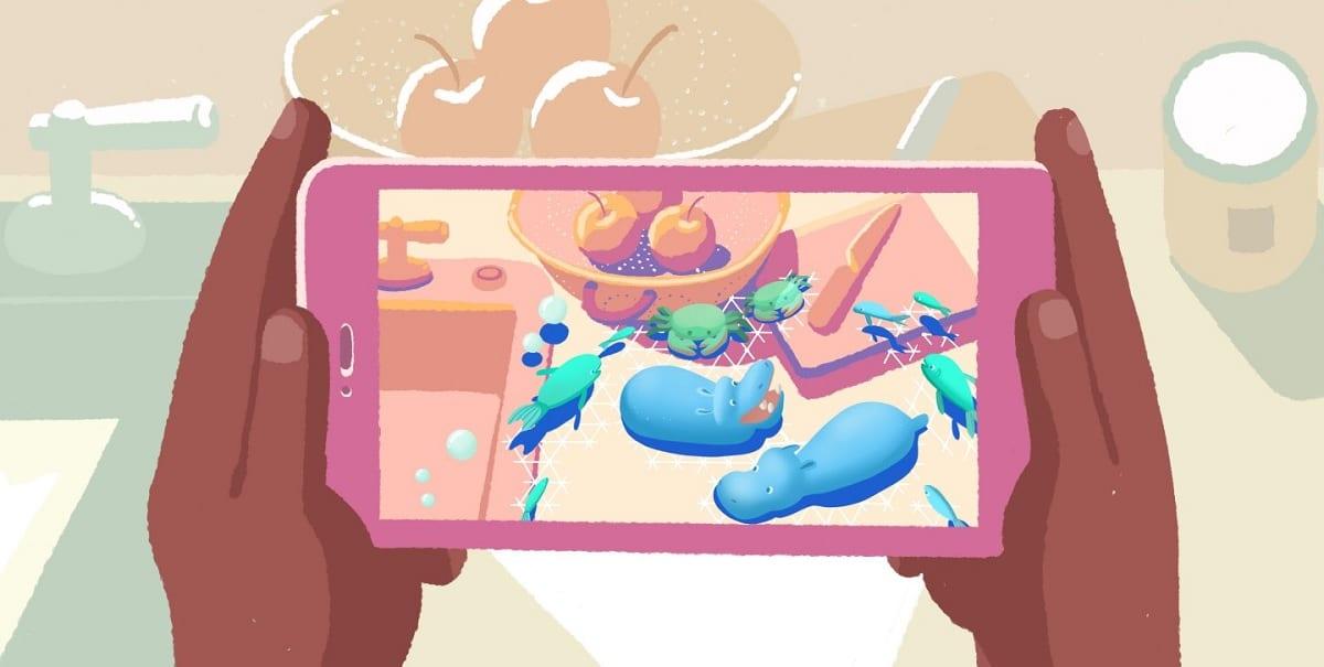 ARCore llega a OnePlus 7, Pixel 3a, LG G8, LG V50 y más