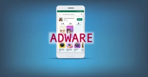 Adware Google Play