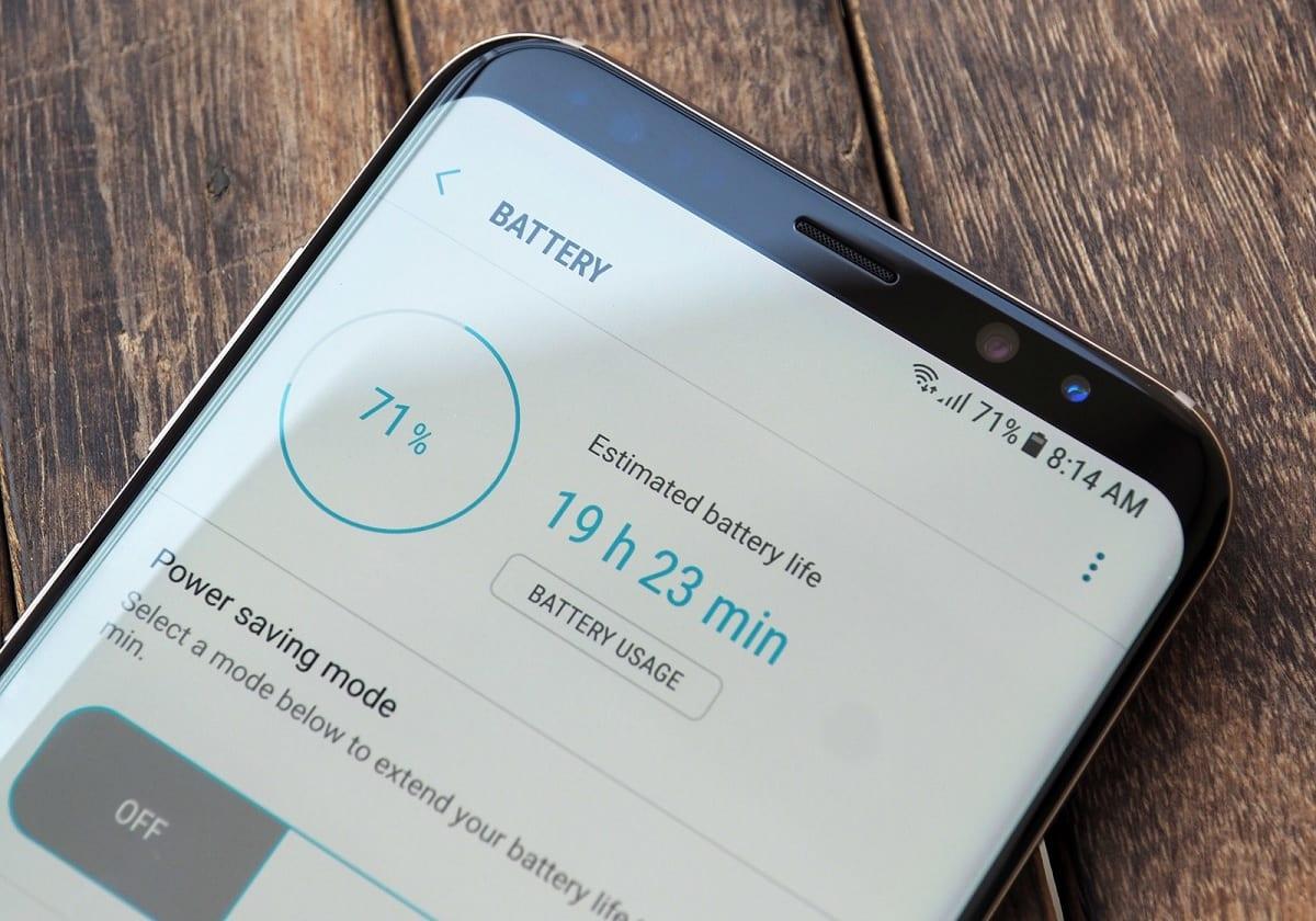 Android ciclos de carga bateria