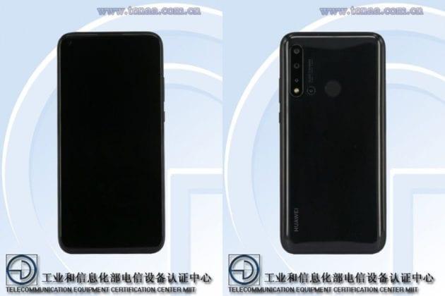 Huawei Nova 5i en TENAA