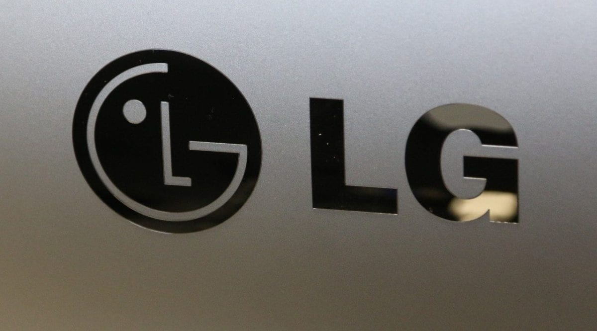 LG compañía logo