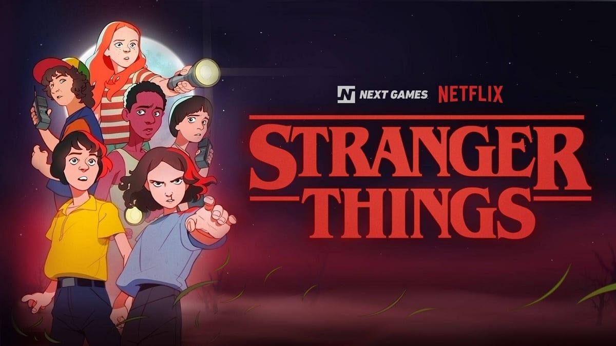 Stranger Things tendrá un juego de realidad aumentada para Android