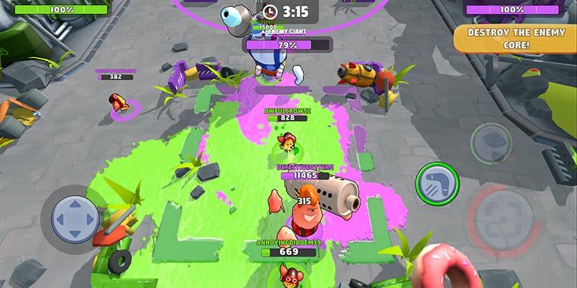 Battle Blobs