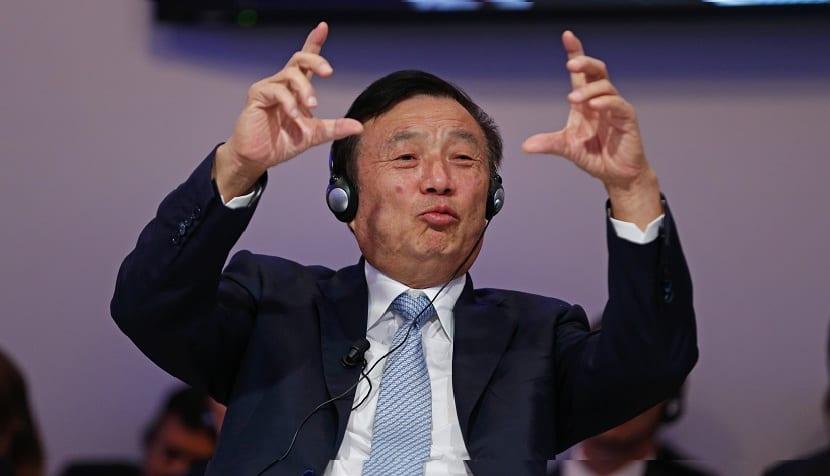 Ren Zhengfei - CEO Huawei
