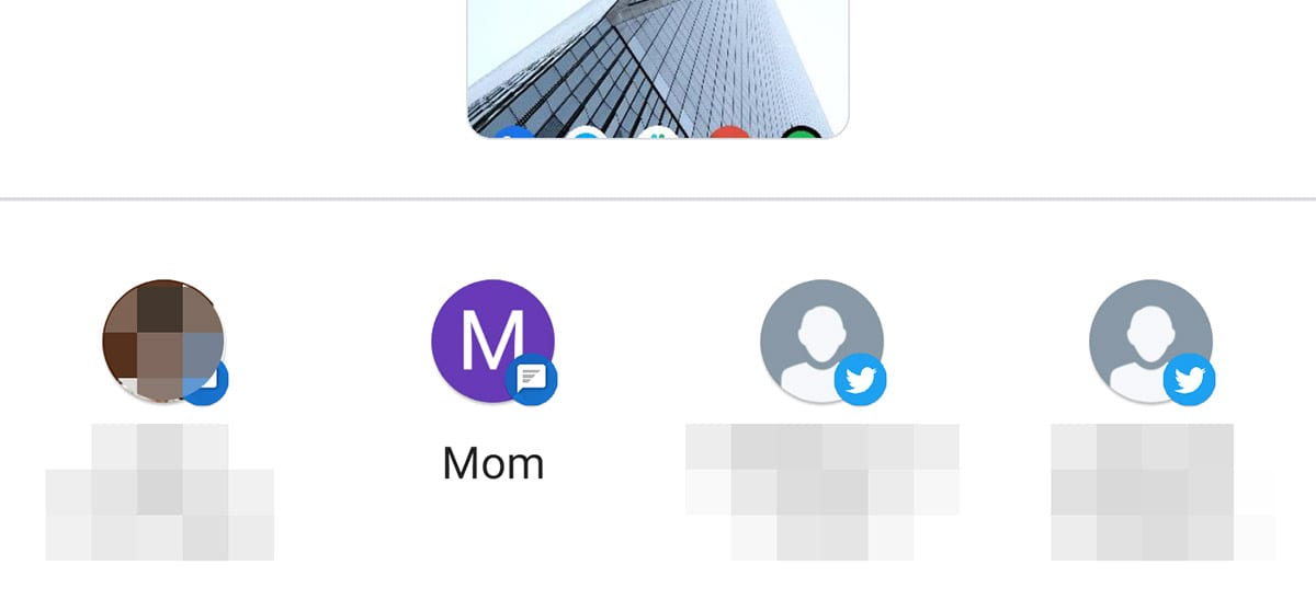 Compartir Android Q