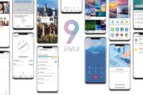 EMUI 9 de Huawei