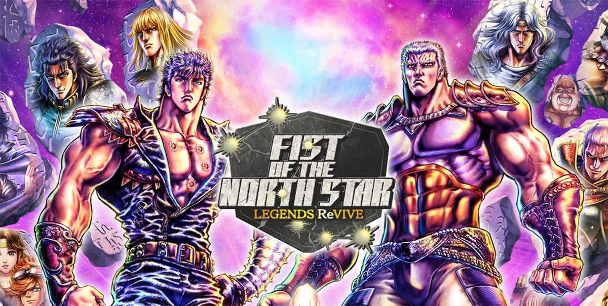 First of the North Star Legends Revive