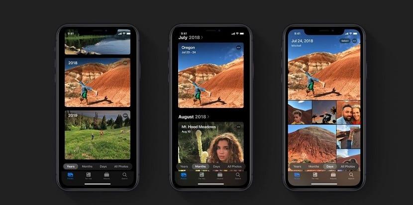 iOS trece - Galería de fotos