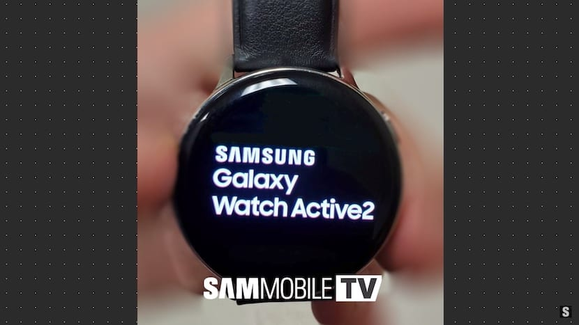 Samsung Galaxy Watch Active 2!