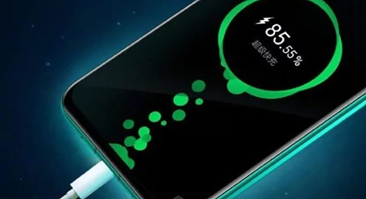 Huawei Nova 5 con carga rápida de 40 vatios