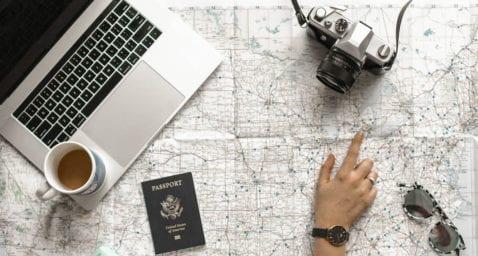 Mejores guías de viajes para Android