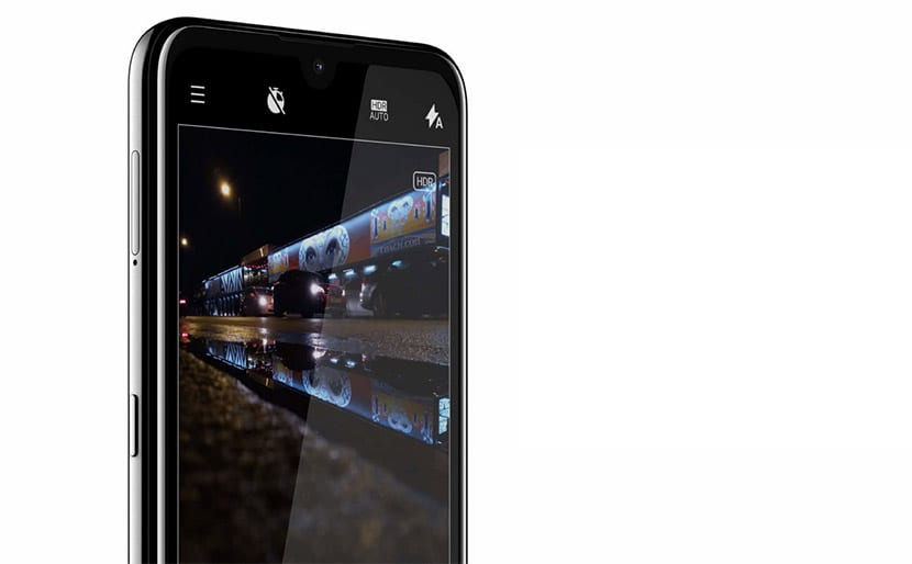 Nokia frontal