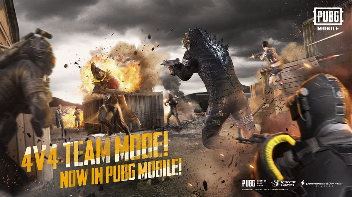PUBG Mobile Death Match