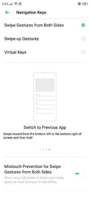 El Realme 3 Pro recibe un nuevo dgesto en pantalla