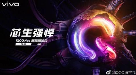 Fecha de lanzamiento del Vivo iQOO Neo