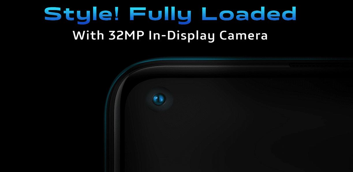 Vivo Z1 Pro con cámara de 32 MP