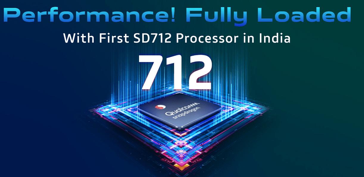 Vivo Z1 Pro con Snapdragon 712