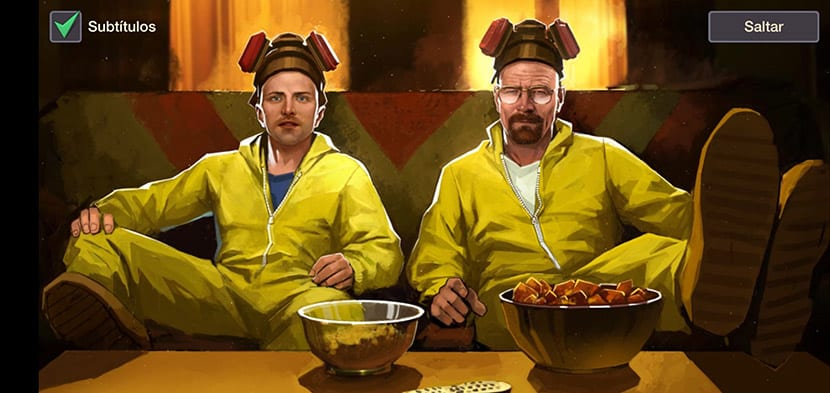 Tu laboratorio de meta con Walter White en Breaking Bad: Criminal Elements