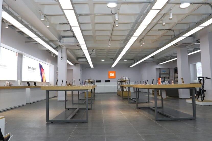 Tienda Mi Store de Xiaomi en Chile