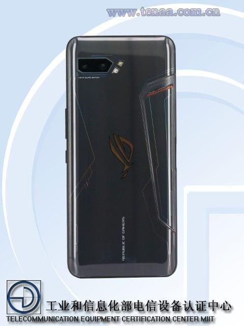 Asus ROG Phone 2 en TENAA