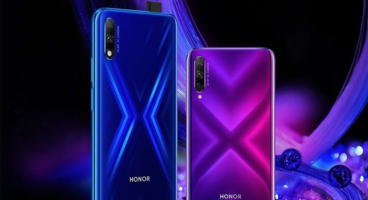 Honor 9X y 9X Pro