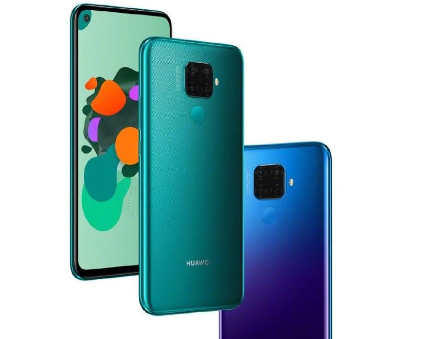 Huawei Nova 5i Pro