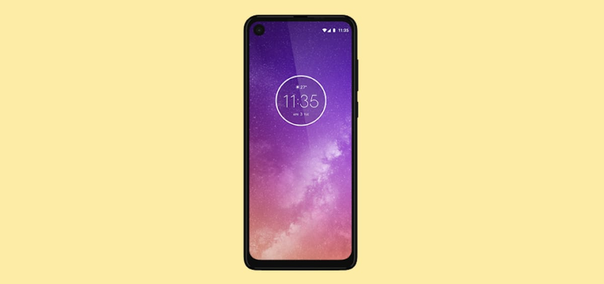 Motorola One Action en Android Enterprise