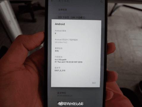 Nokia TA-1198 con pantalla FullHD+