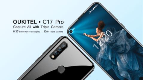 OUKITEL C17 Pro