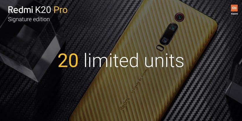 Redmi K20 Pro oro