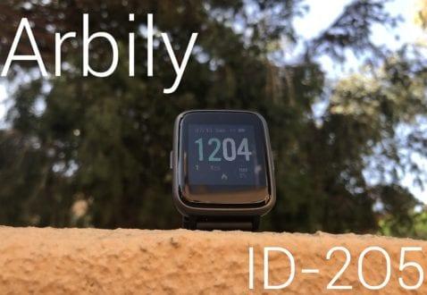 Reloj Arbily portada
