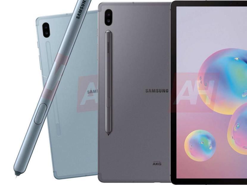 La batería de la Samsung Galaxy Tab S6 no será su fuerte precisamente