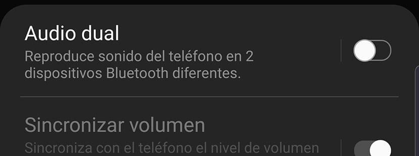 Audio dual