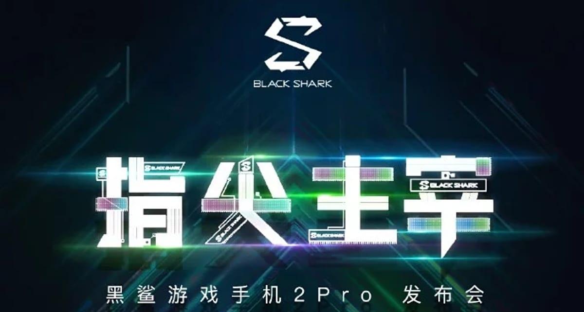 Lanzamiento oficial del Black Shark 2 Pro