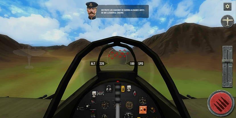 Cabina piloto