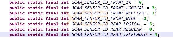 Lente teleobjetivo confirmada para el Pixel 4 en códigos de Google Camera