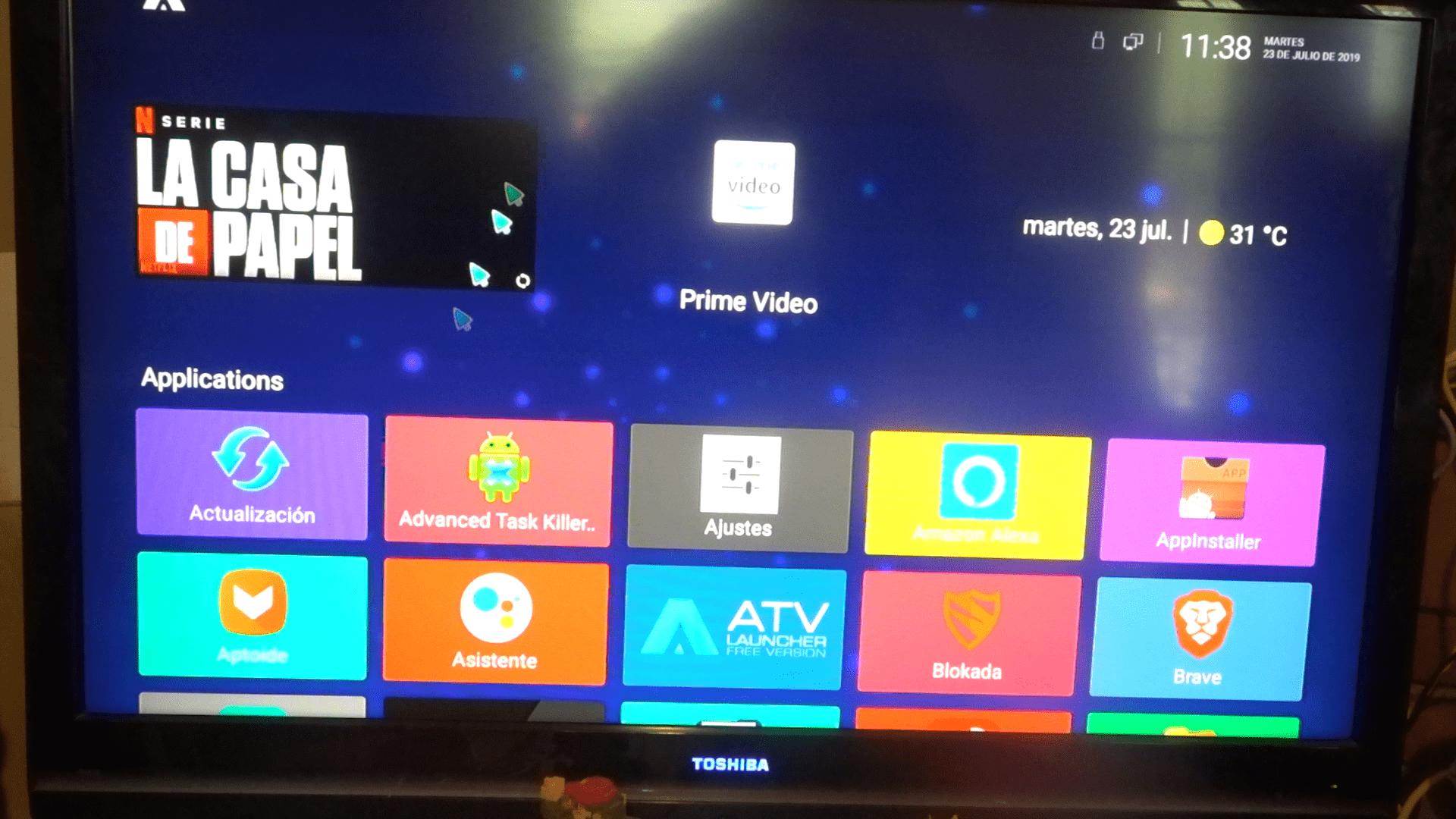 Cómo Cambiar La Apariencia A Tu Tv Box