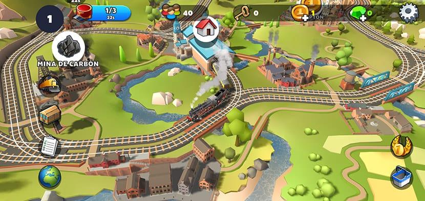 Train Station 2 para crear el imperio del ferrocarril mientras pagues