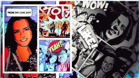 Convertir fotos en cómics