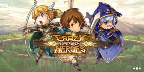 Crazy Defense Heroes