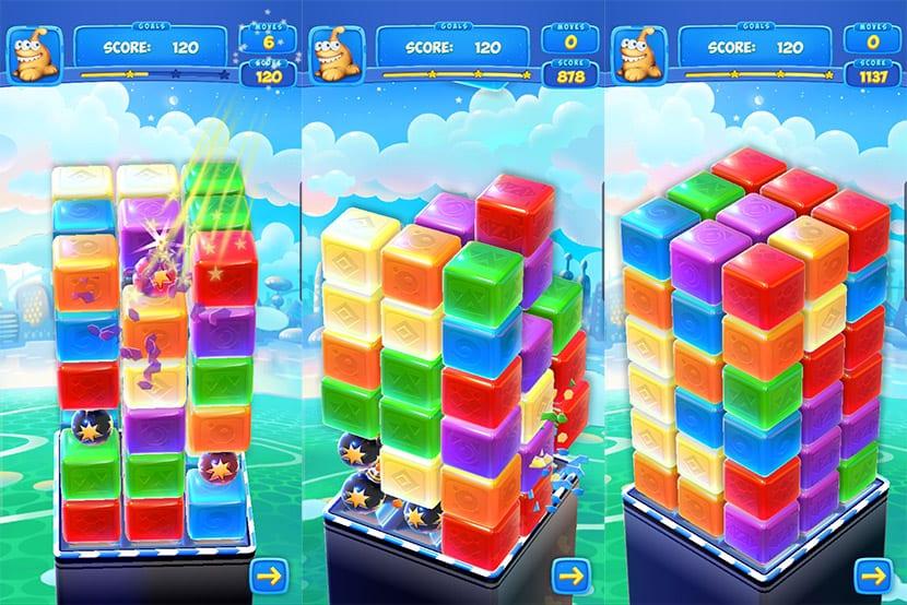 Cube Blast Saga en Android