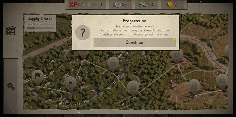 Dead Zed mapa