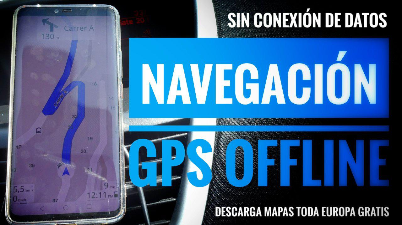 Descargar Mapa Gps Gratis.Espectacular Navegador Gps Gratis Que Funciona Sin Necesidad