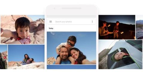Google Fotos vídeos