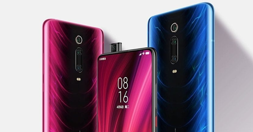 Serie Redmi K20 de Xiaomi