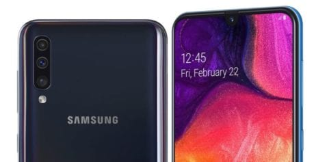 Samsung Galaxy A50