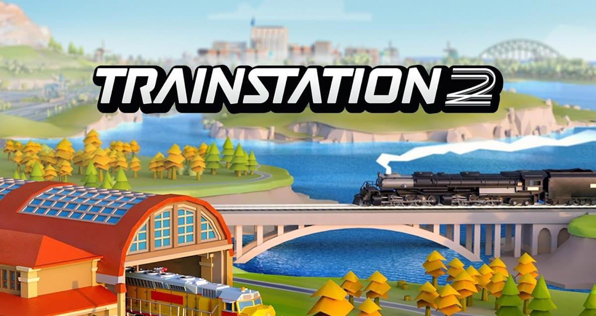 Train Station 2