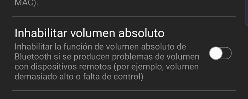 Volumen absoluto