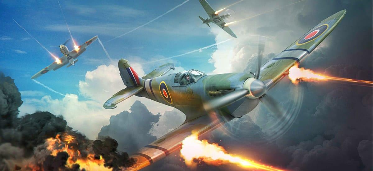 War Dogs: Air Combate Flight Simulator